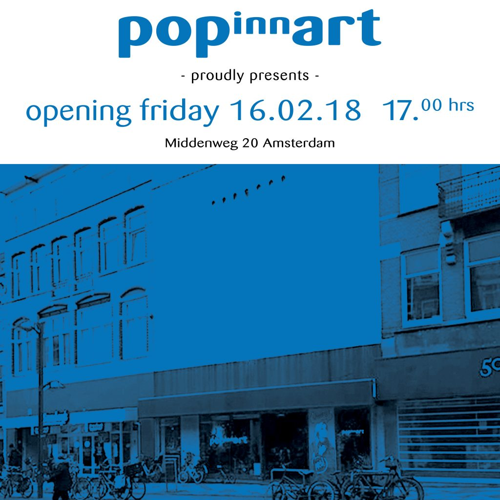 Popinnart opening