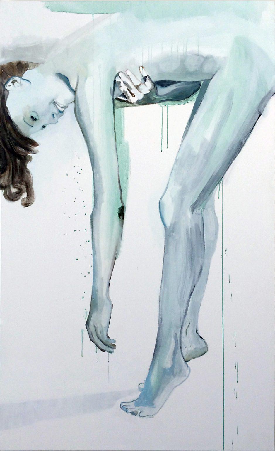 Coincé 180x110 cm acrylics on canvas #SOLD